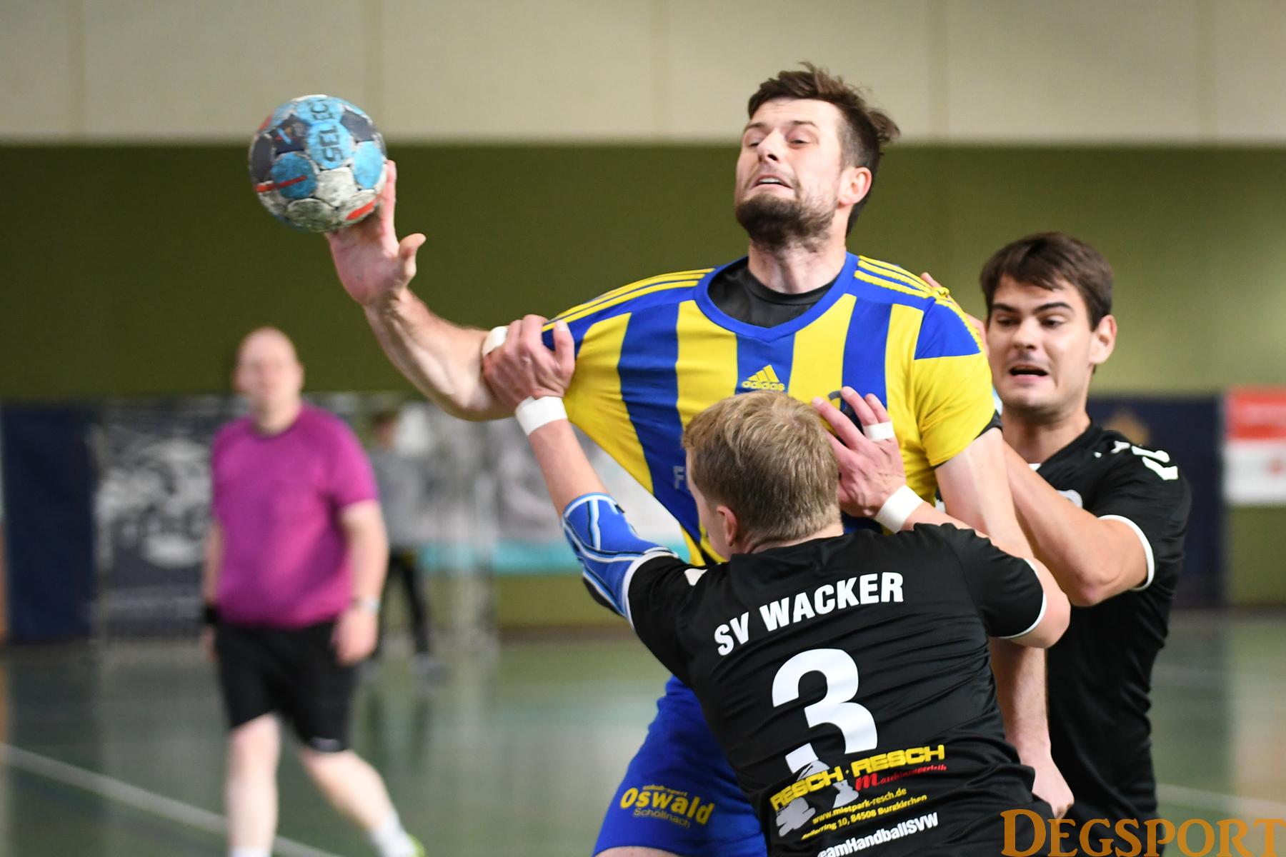 SSG Metten gewinnt gegen Wacker Burghausen