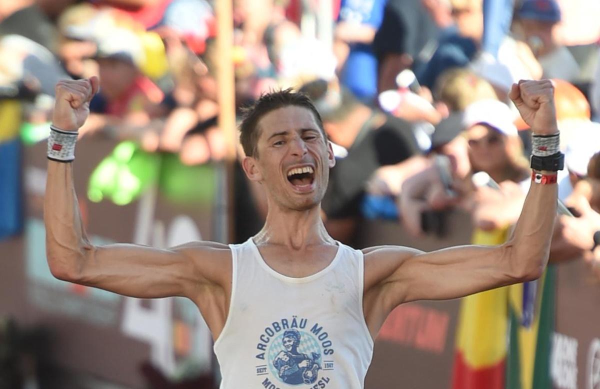 Triathlet Florian Schedlbauer im Sportlerportrait