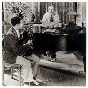 Bing Crosby en  Eddie Lang