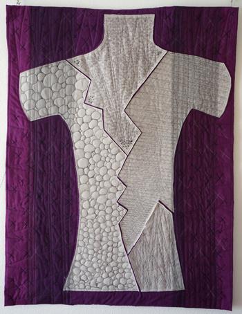 Fragmente - 97 x 74 cm