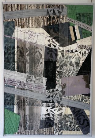 Novemberblues - 71 x 49 cm