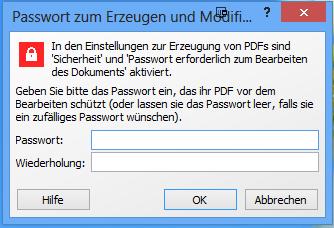 IrfanView-PDF-Speichern Verschlüsselung