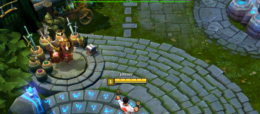ping reduction league of legends