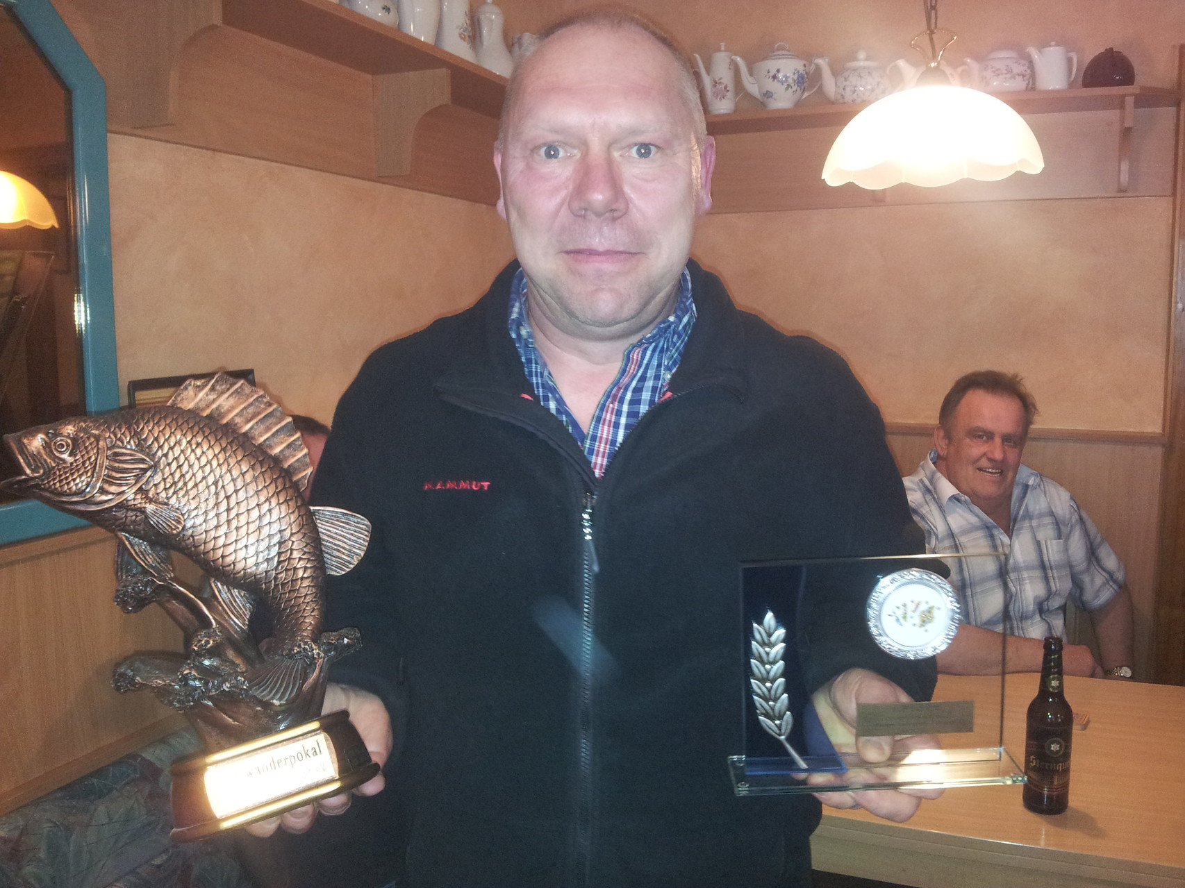 1. Platz - Maik Lindner - 2702 Punkte