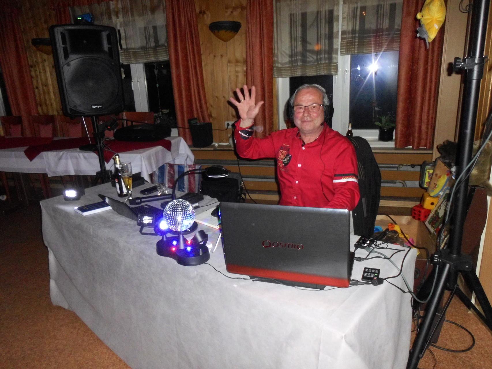 Unser DJ