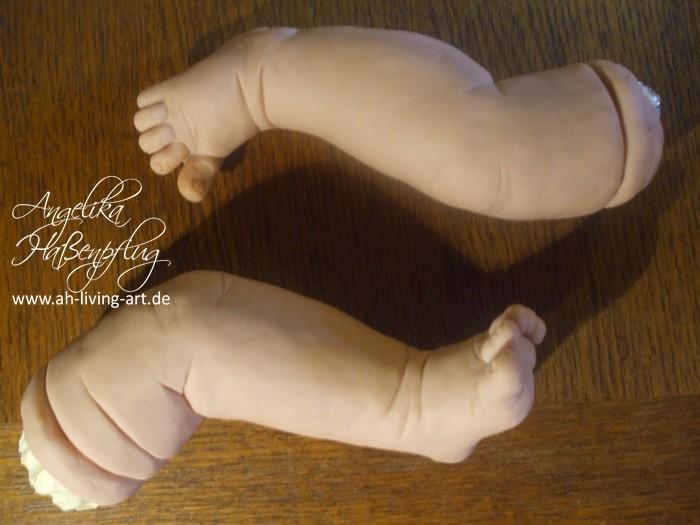Baby Beine ooak