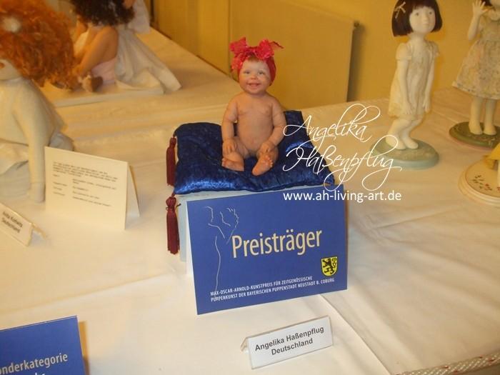 Unikat Skulptur Baby