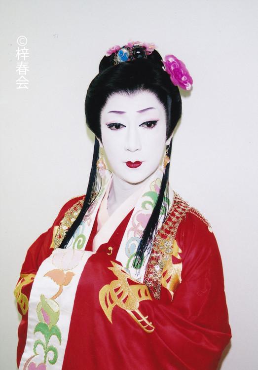 2008年8月ル テアトル銀座「新・水滸伝」(お夜叉(孫二娘))