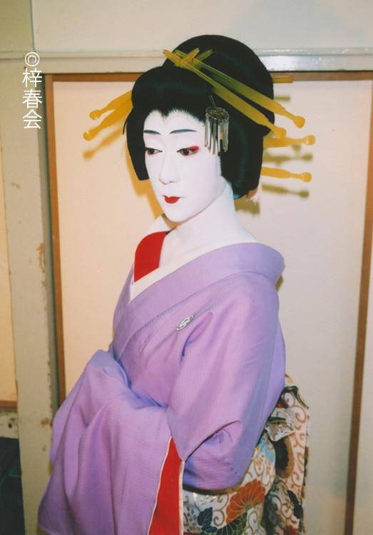 2009年7月歌舞伎座「夏祭浪花鑑」(傾城琴浦)