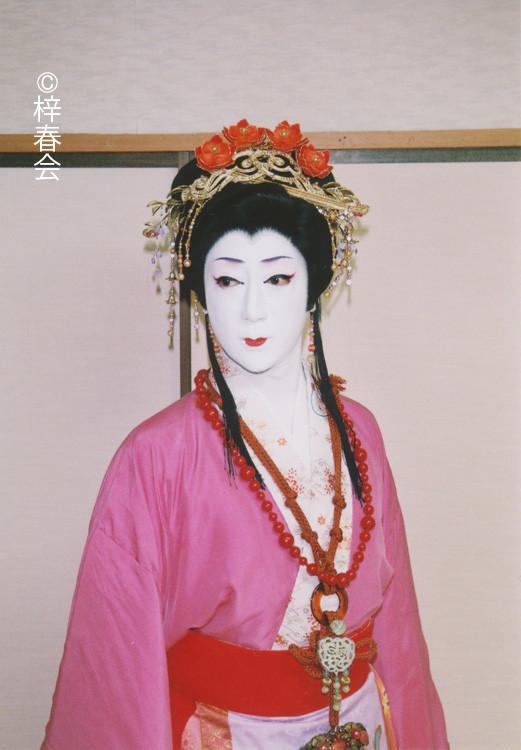 2011年6月中日劇場「新・水滸伝」(孫二娘(お夜叉))