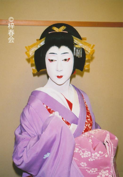 2010年7月大阪松竹座「双蝶々曲輪日記」(藤屋 吾妻)