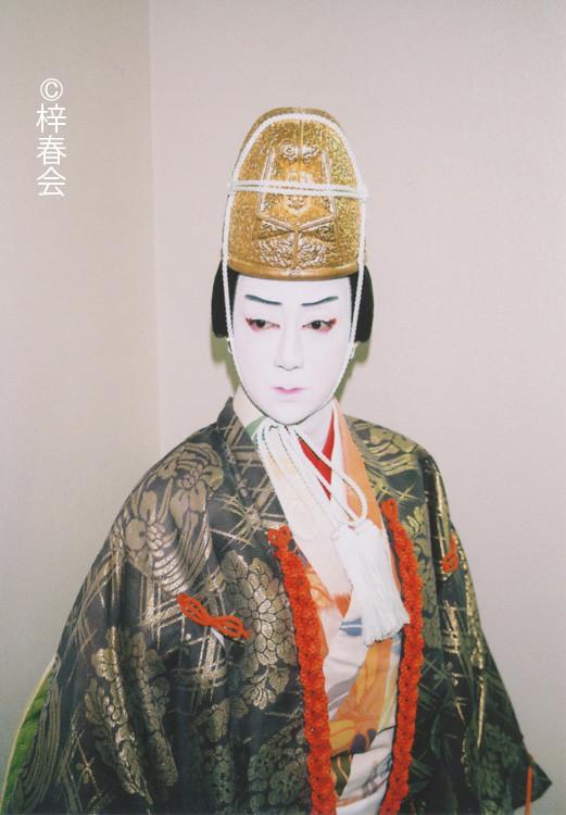 2012年2月博多座「天竺徳兵衛新噺」(梅津桂之介)