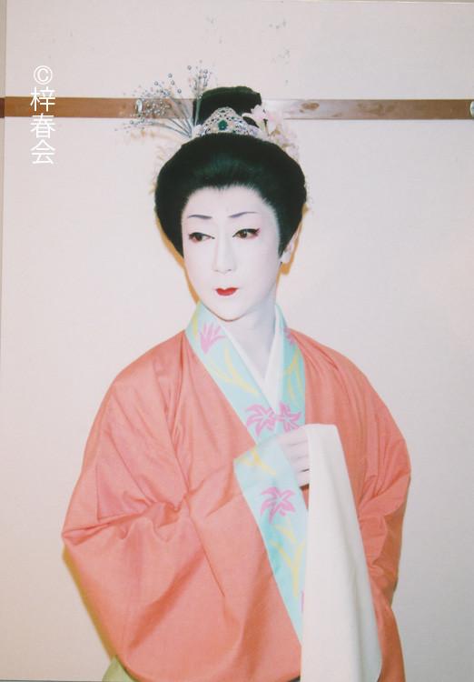 2011年7月新橋演舞場「楊貴妃」(天真の二の姉)