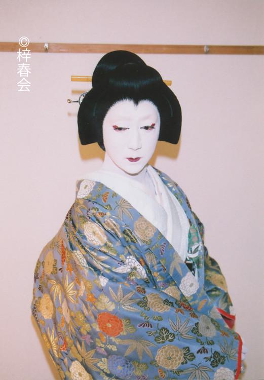 2010年1月新橋演舞場「伊達の十役」(局 松島)