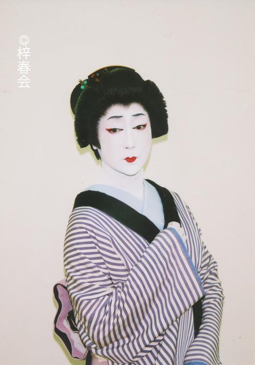 2013年10月三越劇場「婦系図」(お蔦)