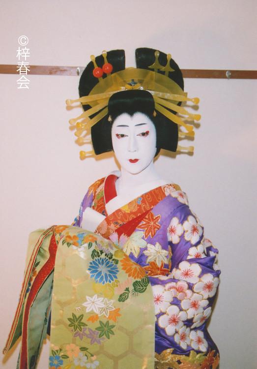 2011年7月新橋演舞場「吉例寿曽我」(化粧坂少将)