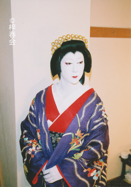 2011年10月新橋演舞場「義賢最期」(葵御前)