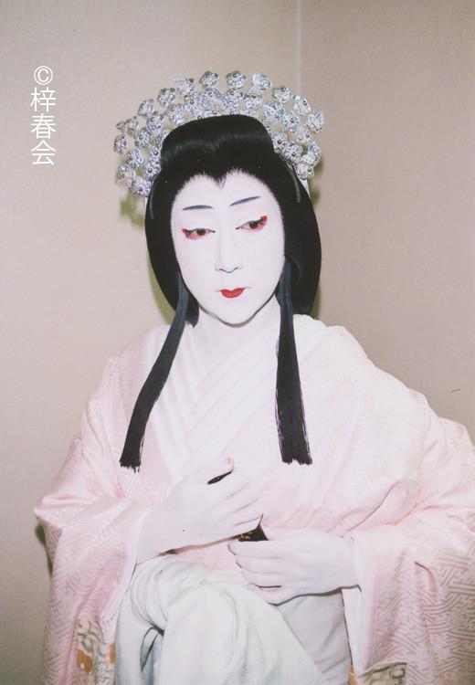 2012年1月浅草公会堂「南総里見八犬伝」(伏姫)