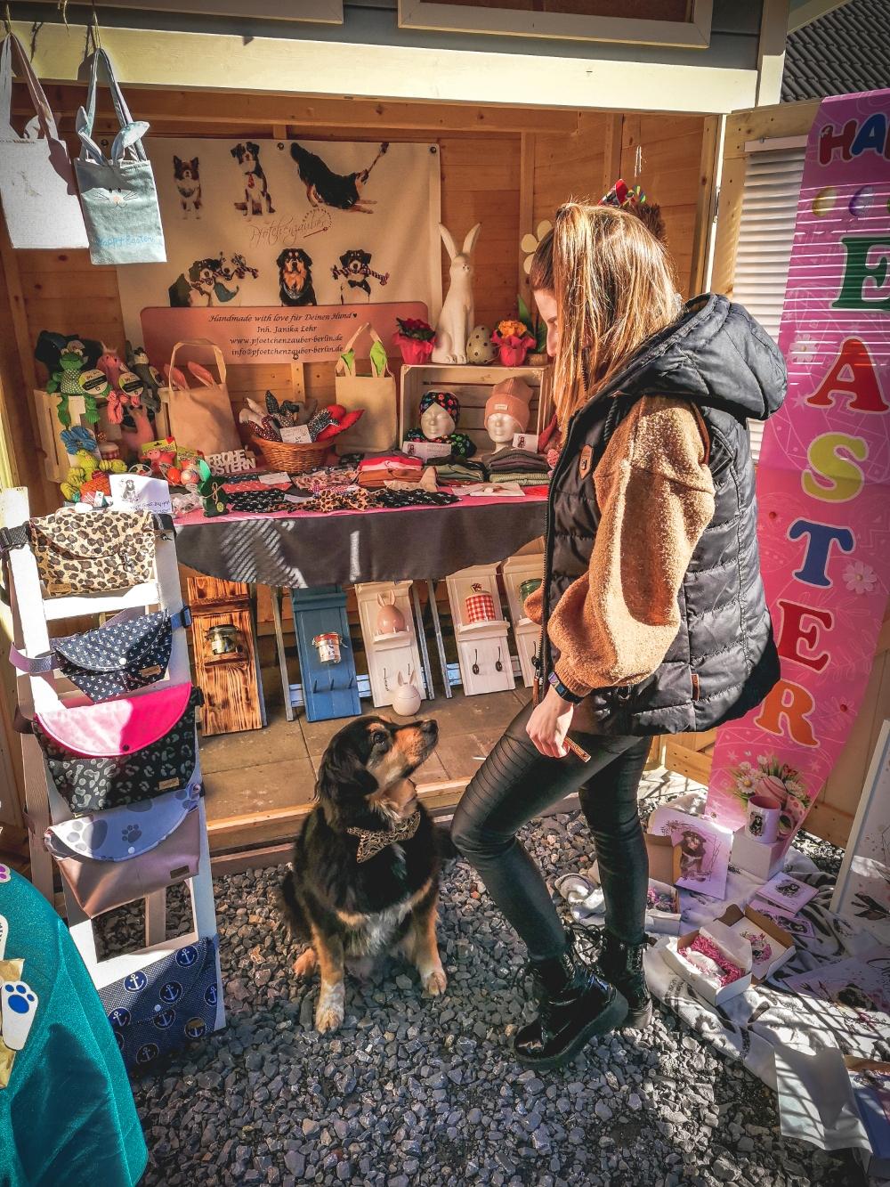 Online- Hunde- Ostermarkt 2021