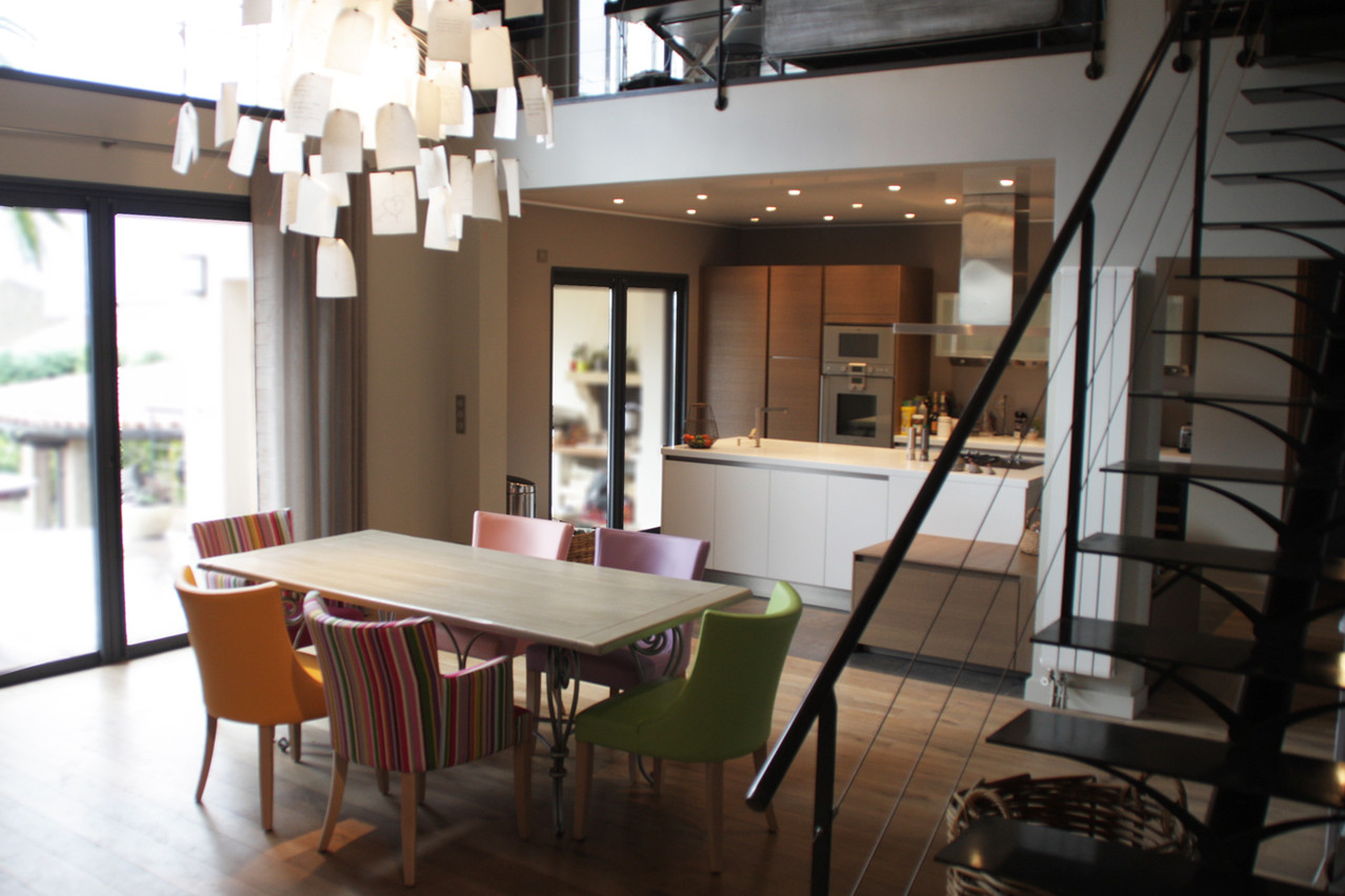 une salle manger campagne chic imags am nagement architecture d 39 int rieur d coration. Black Bedroom Furniture Sets. Home Design Ideas