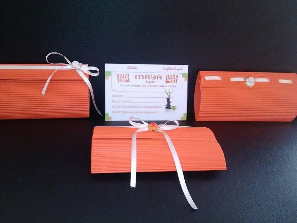certificados de regalo,maya spa merida