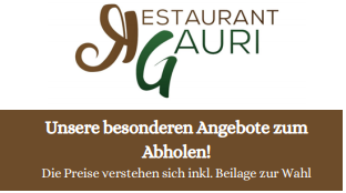 Februar Angebot des Sportheims - Restaurant Gauri