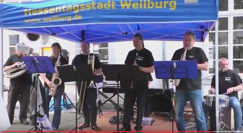 Viertel vor Jazz 2016 Fête in Weilburg Hof
