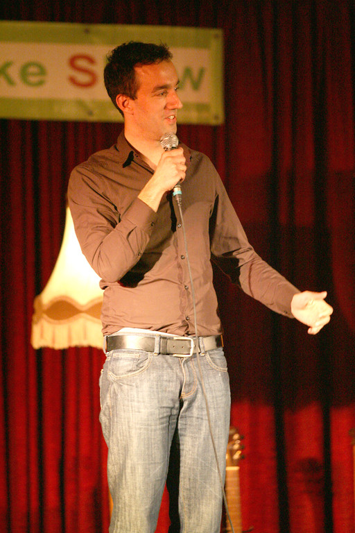 Matthias Jung erzählt über Hüffelsheim
