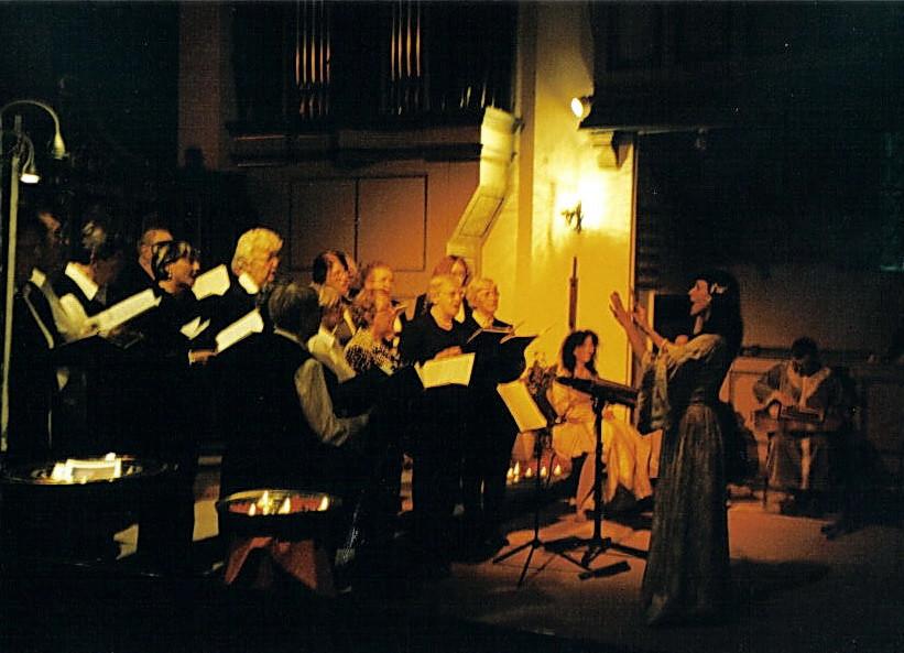 Ensemble Violetta & der Kirchenchor St. Bonifatius