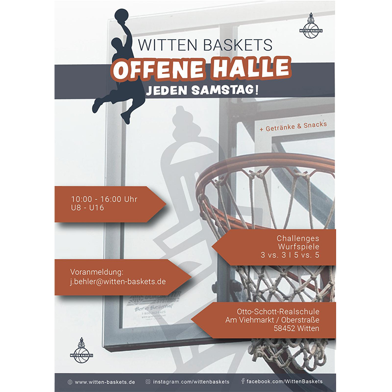 Offene Halle