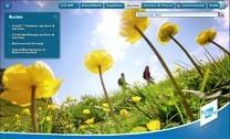 screenshot Buchungsportal auf bayern.by