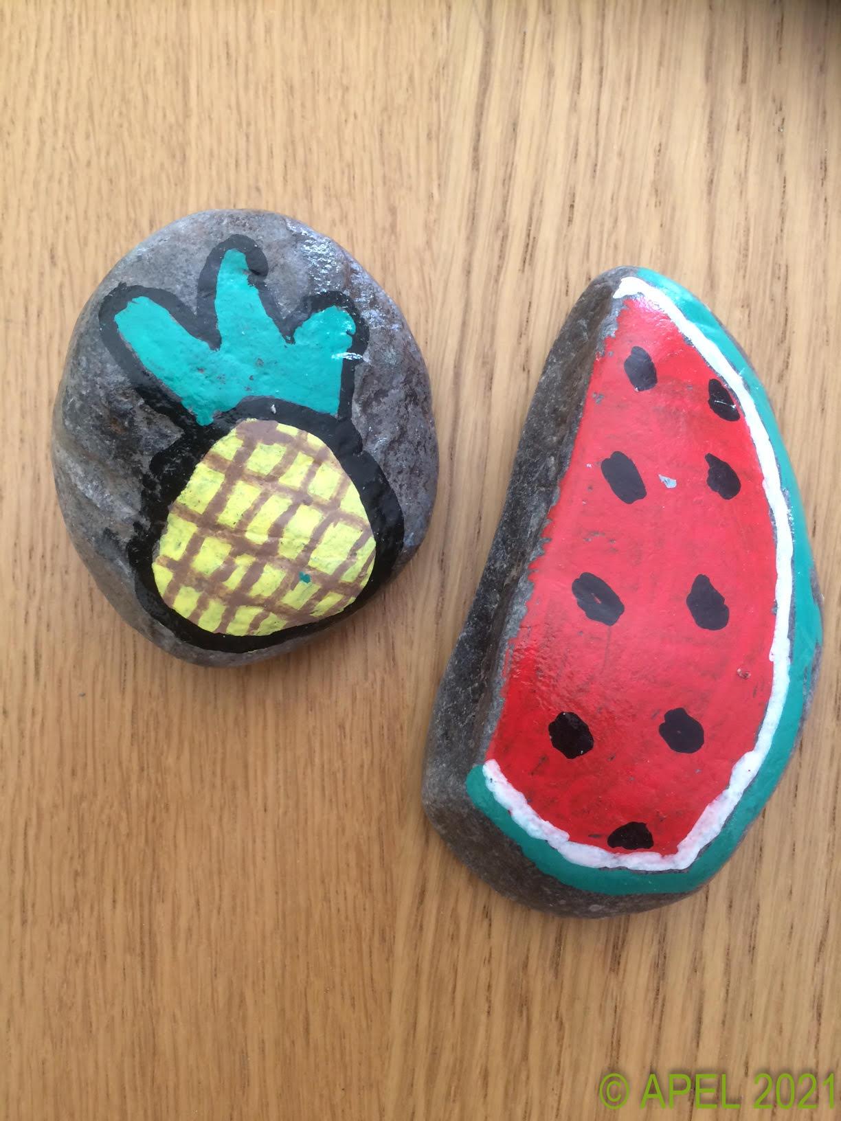 Karelle Gremion - fruits.