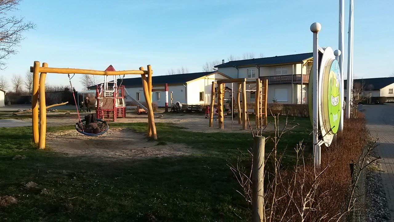 Kinderspielplatz ca. 300m entfernt