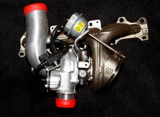 Astra/ Zafira 2 0L Turbo - HM-TurboTechnik