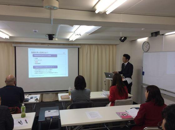 北海道支部帯広SGの阿部講師