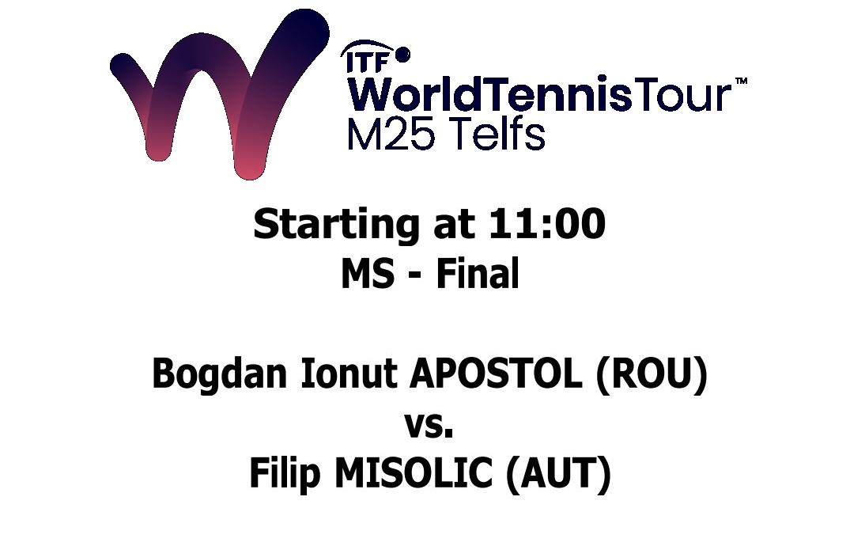 Die Entscheidung bei der ITF WTT fällt am Montag!