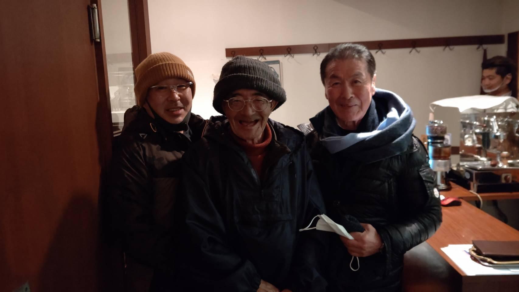 2021年5月開校のHokkido木村秋則自然栽培農学校の講義内容を木村秋則校長と村松弘康副校長と相談してきました。