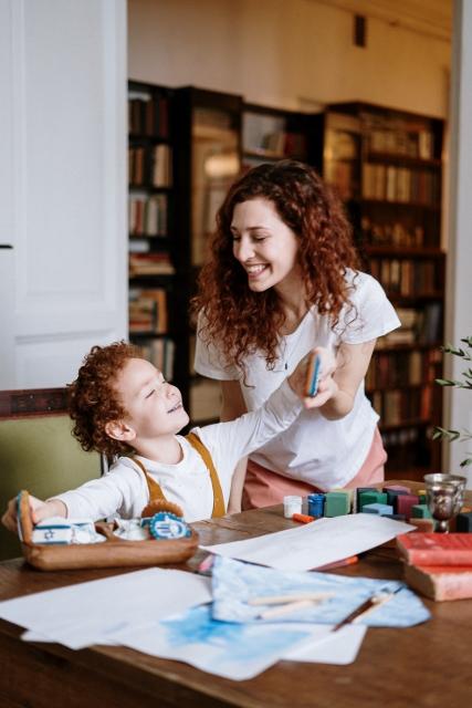 親子で英語を楽しむ方法
