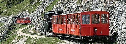 Schafbergbahn St.Wolfgang