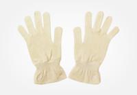 刺繍付き保湿手袋