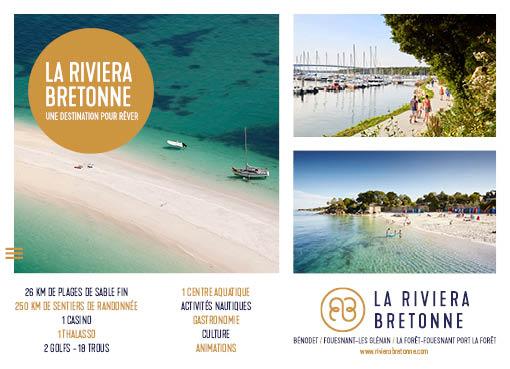 D couvrez la riviera bretonne en vid o site de - Office de tourisme la foret fouesnant ...