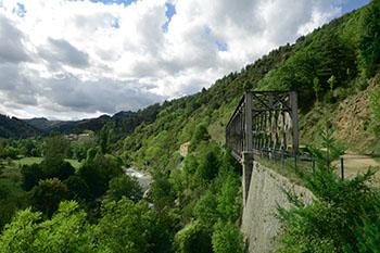 La Dolce Via du Cheylard à Saint-Martin-de-Valamas