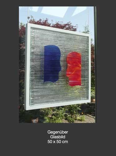 modern-art in Glas