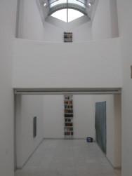 Das Museum Abteiberg in Moenchengladbach