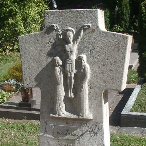 Grabstätte der Familie Schweicher