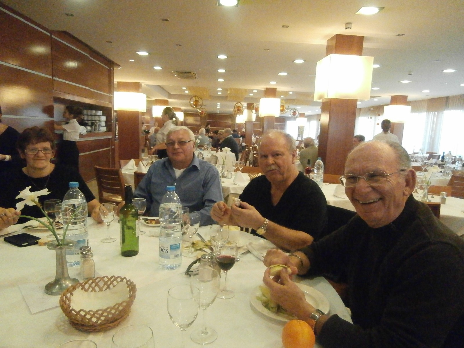 ANDRE, ALBERT et JEROME