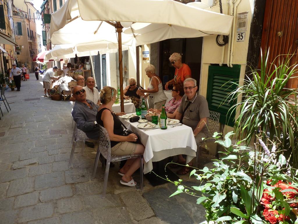 """Restaurant """"AL POZZO"""" à Monterosso"""