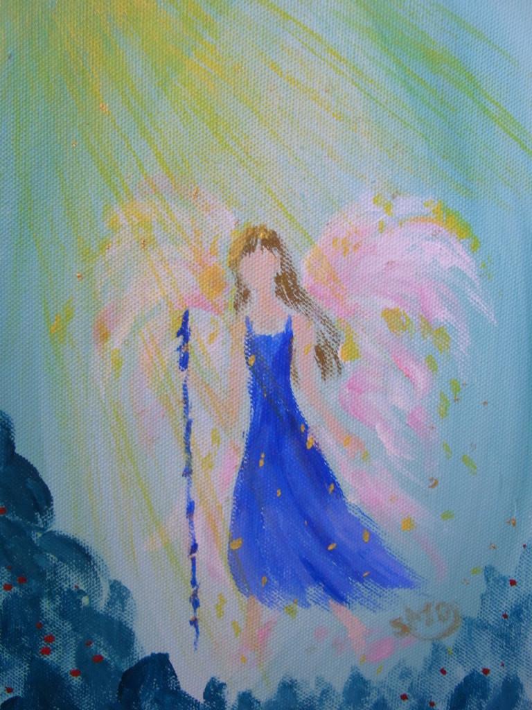 勇気の天使 2011年