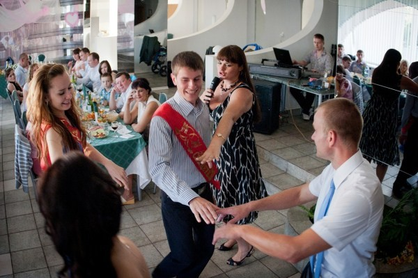 Наталия Ивашева - ведущая на свадьбу, тамада