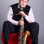 Стас Беркуцкий - саксофонист